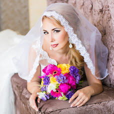 Wedding photographer Elena Tochilina (FOTochilina). Photo of 17.12.2015