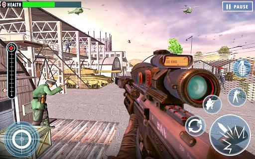 Army Police Border Free Sniper Shooter Game 1.0 screenshots 2