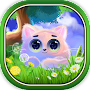Animated Cat Live Wallpaper APK icon