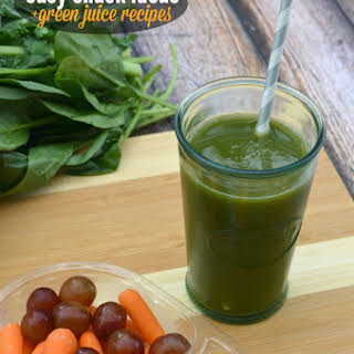 Green Juice Recipes.