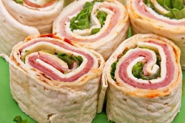 Ham & Cheese Pinwheels Recipe