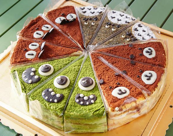 超可愛高C/P值法式千層!絕對滿足高雄下午茶-亞力的家法式薄餅x榭茉瓦千層蛋糕