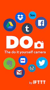 DO Camera by IFTTT- screenshot thumbnail