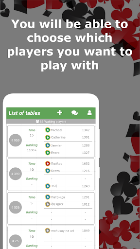 Spades Pro - online cards game 5.8 screenshots 2