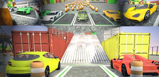 Приложения в Google Play – Car Parking Sea Port Zone 3D