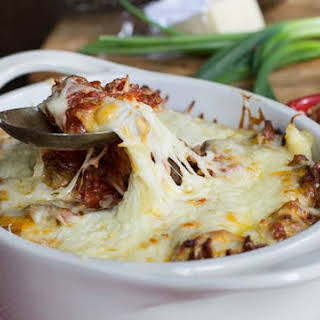 Ground Beef Rotel Casserole Recipes.