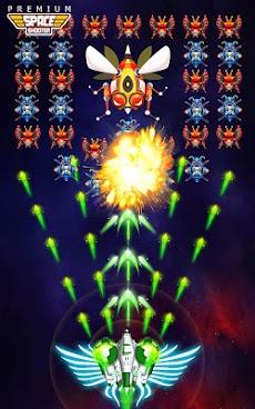 スペースシューター: レトロ シューティングゲーム (プレミアム)のおすすめ画像3