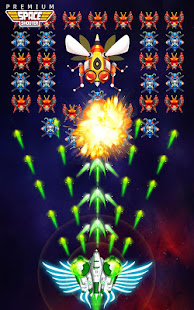 Space Shooter: Galaxy Attack (พรีเมียม)