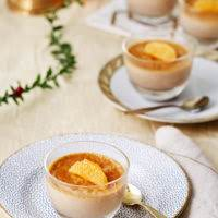 Gingerbread crème brûlée