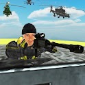 Real Commando Sniper Shooting icon