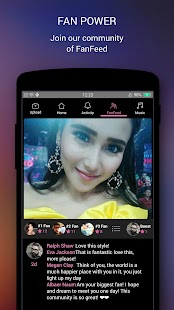 Ayu Ting Ting Official App- screenshot thumbnail