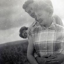 Photo: Sonja Sims (peeking on left) Need names Need dates
