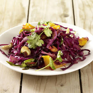 Red Cabbage Wedges.