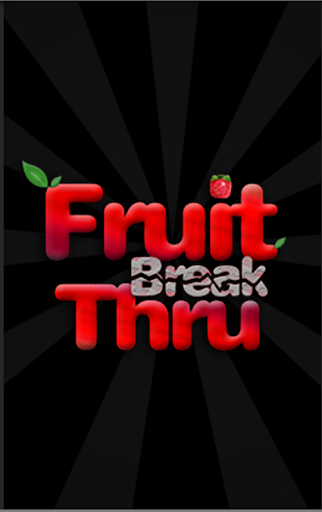 Fruit Break Thru screenshot 10