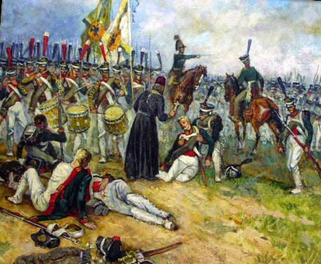 Наполеоновские войны и русская армия