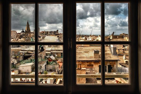 Visione rettangolare di Sergio Locatelli
