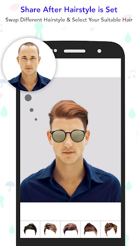 Man HairStyle Photo Editor on Google Play Reviews | Stats