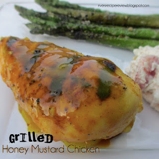 Grilled Honey Mustard Chicken Recipe