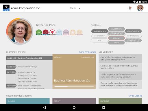 Adobe Captivate Prime screenshot 6