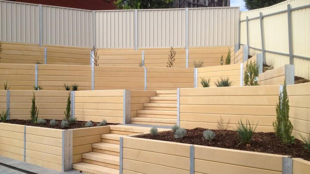 Concrete Sleepers Sydney Ufp S Steps Brackets Sleeper