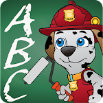 Learn Alphabet Paw Pups Patrol