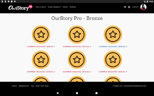OurStory Pro- screenshot thumbnail