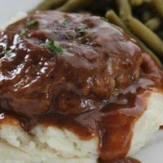 School House Salisbury Steak