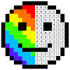 InDraw: Color by Number,Sandbox Coloring Pixel Art