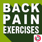 Back Pain Exercises icon