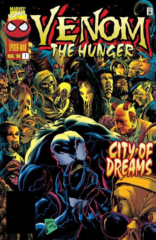 Venom - The Hunger (1996) - complete