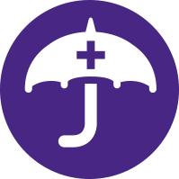 Simplified Umbrella Illustration