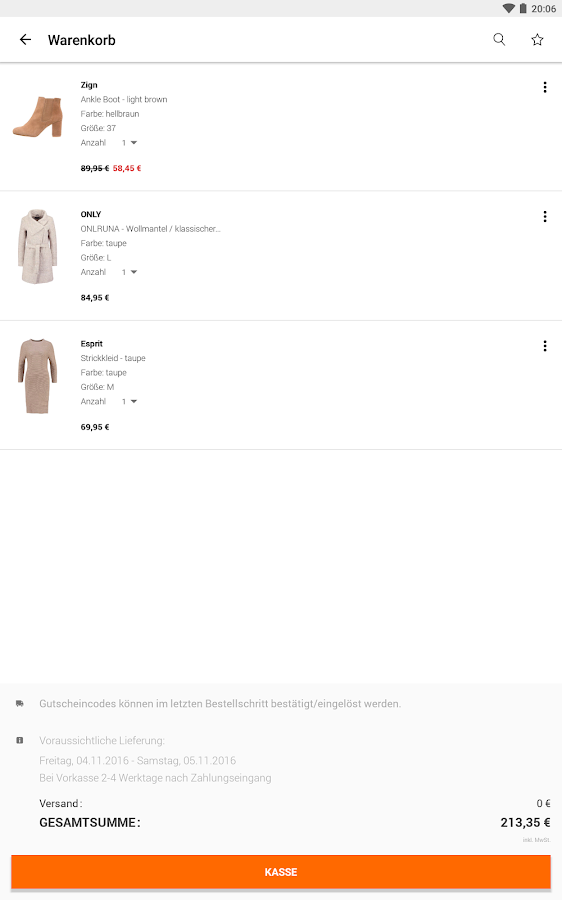 Zalando   Fashion & Shopping – Android Apps auf Google Play