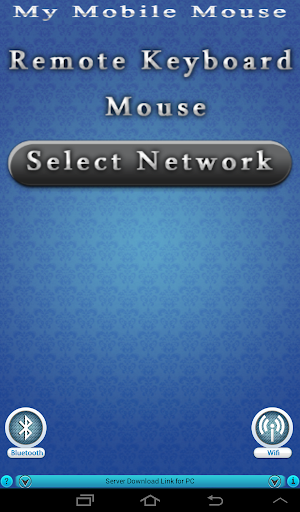 My Mobile Mouse 2.1 screenshots 1