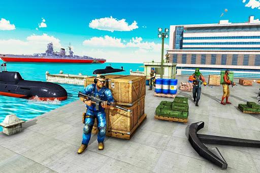 Navy Gun Strike - FPS Counter Terrorist Shooting screenshots 4