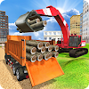Construction Crane: Hill Climb