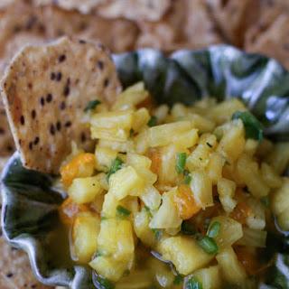Heidi's Pineapple Salsa