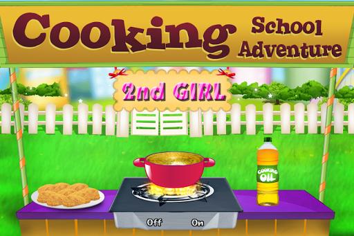 玩休閒App|烹飪學校冒險免費|APP試玩