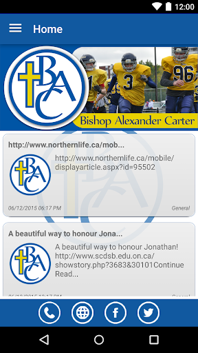 Bishop Alexander Carter CSS