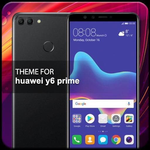 Theme for Huawei Y6 Prime - Google Play-ko aplikazioak