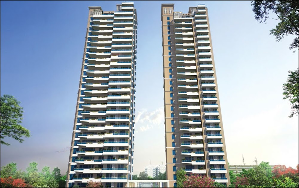 Gaurs Platinum Tower
