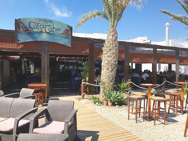 Café del Cabo, un referente en Las Negras.
