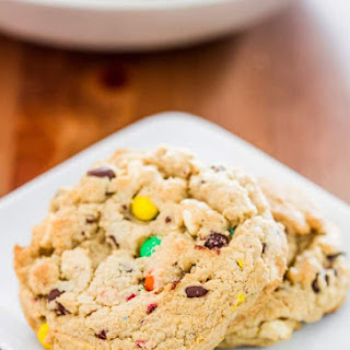 M&M Chocolate Chip Cookies Recipe