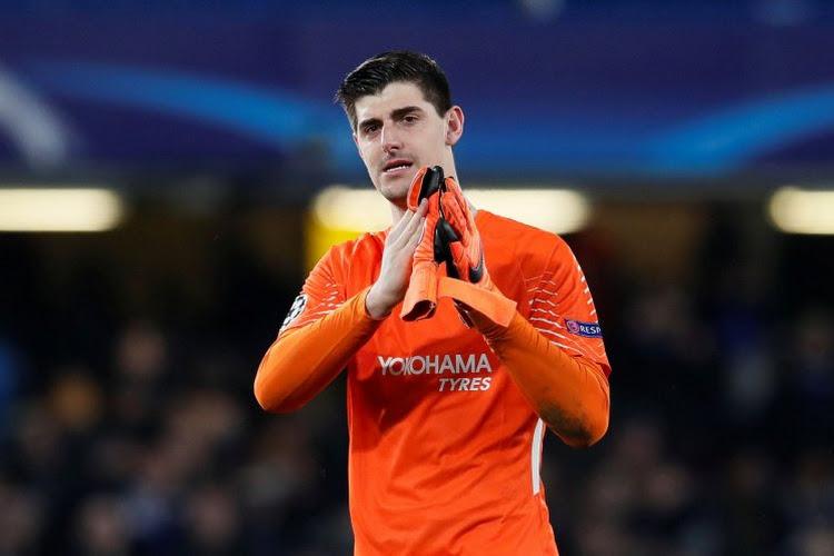 Chelsea a une nouvelle cible pour remplacer Courtois, toujours absent