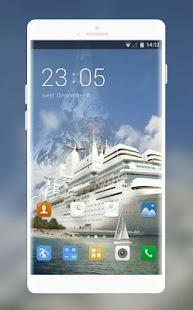 Theme for Gionee S10 Cruise Ship Wallpaper - náhled