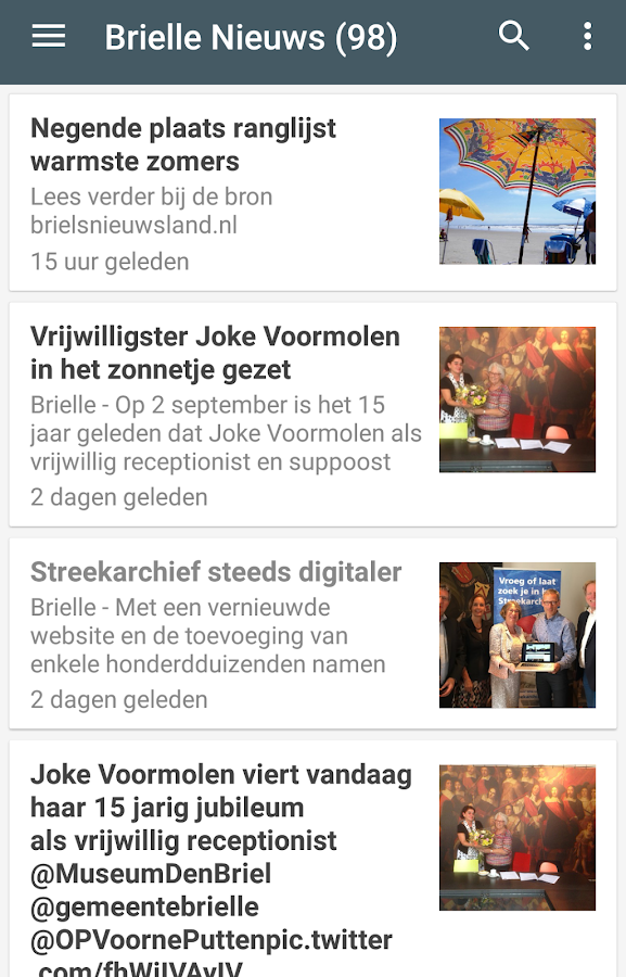 Briels Nieuws- screenshot