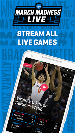 NCAA March Madness Live ss1