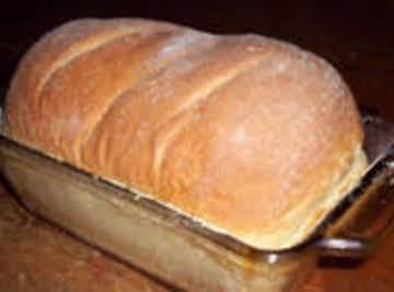 Best White Bread!