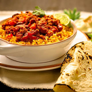 Mexican Chilli Con Carne.