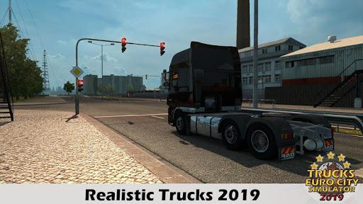 American Roads Trucks Simulator : Trucks Missions  captures d'écran 2