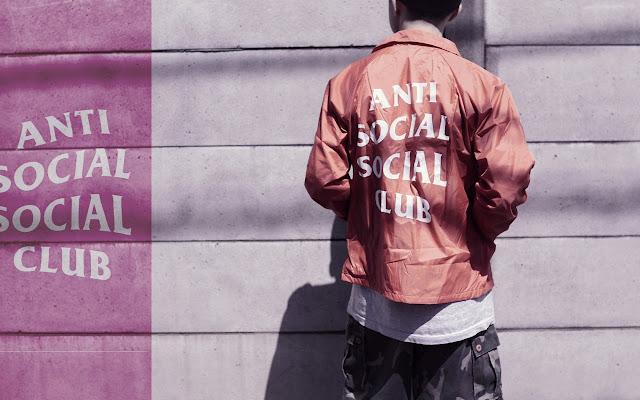 Anti Social Social CLub Wallpapers Theme
